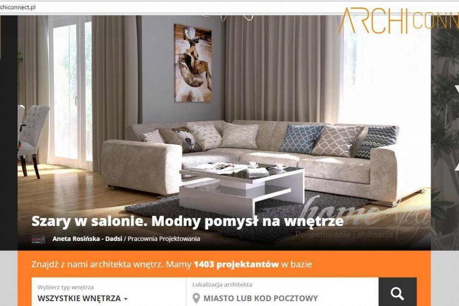 Portal Archiconnect.pl w nowej odsłonie!