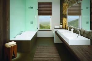 Praktyczna wanna: idealna do kąpieli i do prysznica