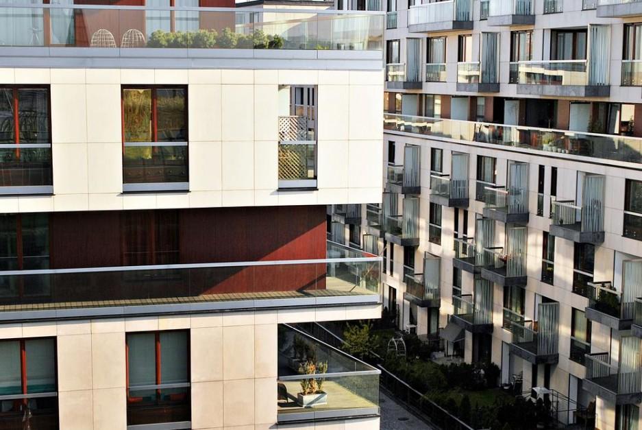 Mieszkaniowa hossa. Polacy dużo budują i kupują (małe metraże)