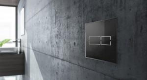 Czarny akcent w łazience - udekoruj wnętrze... spłuczką