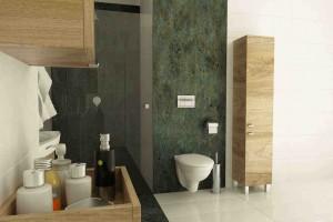 Montaż podwieszanego WC - nie taki straszny jak go malują