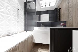 Mała łazienka: jak rozplanować w niej sprzęt AGD