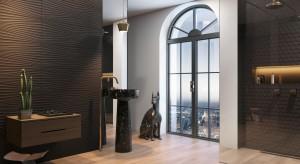 Elegancka łazienka: nowa kolekcja płytek