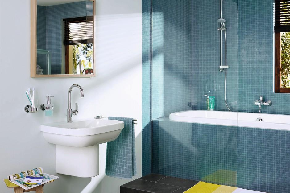 Wiosenny remont łazienki: wybieramy armaturę