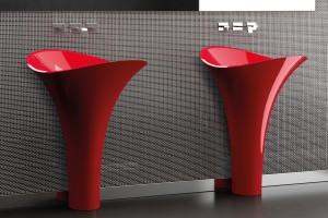 Design w łazience: piękne modele umywalek wolno stojących
