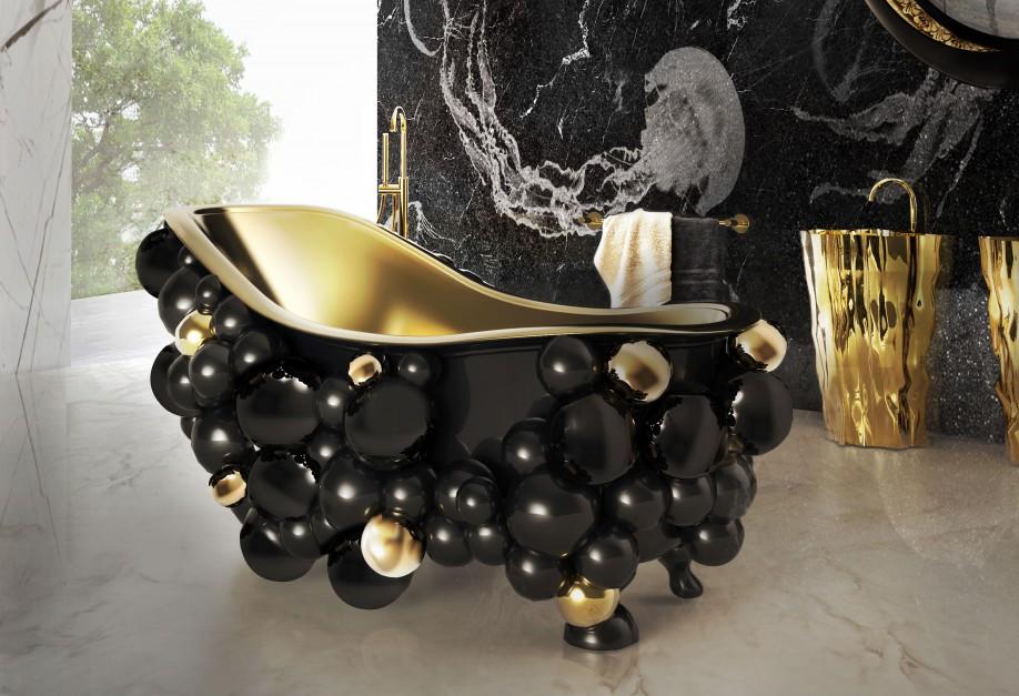 """Design w łazience: niezwykła """"bąbelkowa"""" kolekcja"""