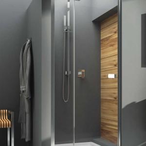 Strefa prysznica: 4 pomysły na jej urządzenie (z różnymi kabinami)