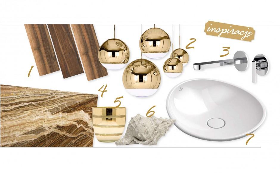 Inspiracje: pomysł na aranżację eleganckiej łazienki