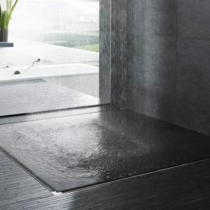 Nowoczesna strefa prysznica: wybieramy odpływ liniowy
