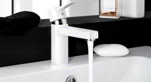Biel w łazience: wybierz białą armaturę