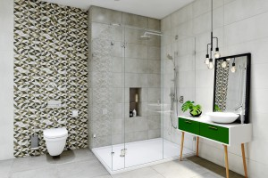 Remont łazienki: wybieramy okładziny