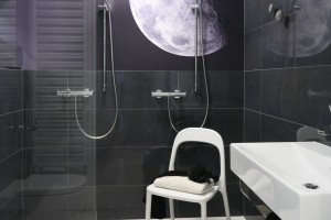 Ściana w strefie prysznica: 10 propozycji z polskich domów