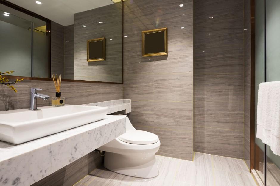 Nowoczesna łazienka: nowa seria baterii umywalkowych