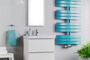 Grzejnik łazienkowy: wybierz model drabinkowy