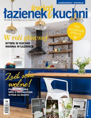 Świat Łazienek i Kuchni 3/2017