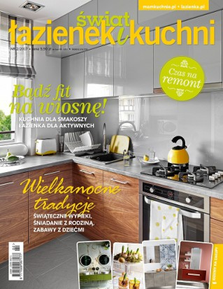 Świat Łazienek i Kuchni 2/2017
