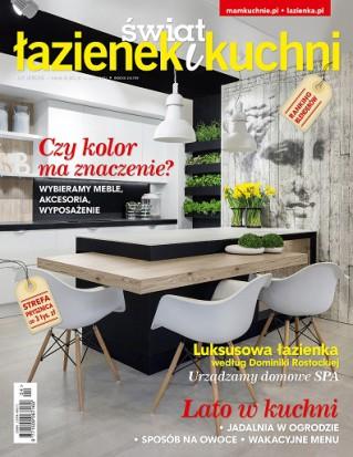 Świat Łazienek i Kuchni 4/2016