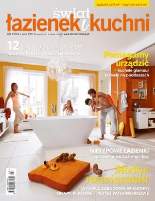Świat Łazienek i Kuchni 3/2016