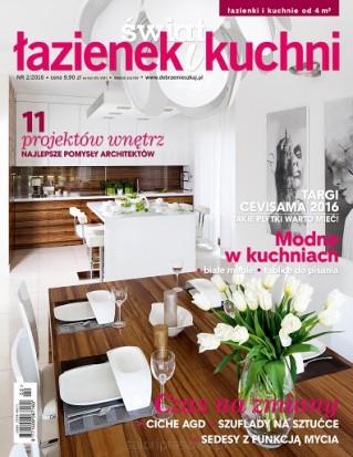 Świat Łazienek i Kuchni 2/2016