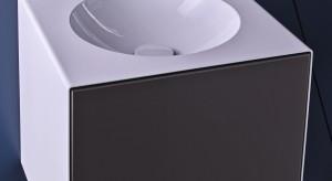 Mała łazienka: nowy zestaw umywalka i szafka