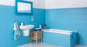 Metamorfoza łazienki: dokonasz jej z pomocą samej farby