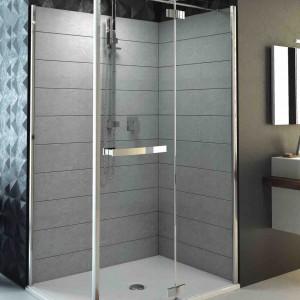 Strefa prysznica: wybierz nowoczesną kabinę