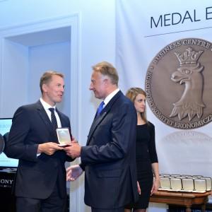 Tubądzin z Medalem Europejskim 2017
