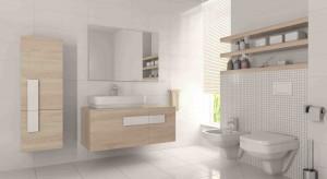 Podwieszane WC: nowy model miski wiszącej