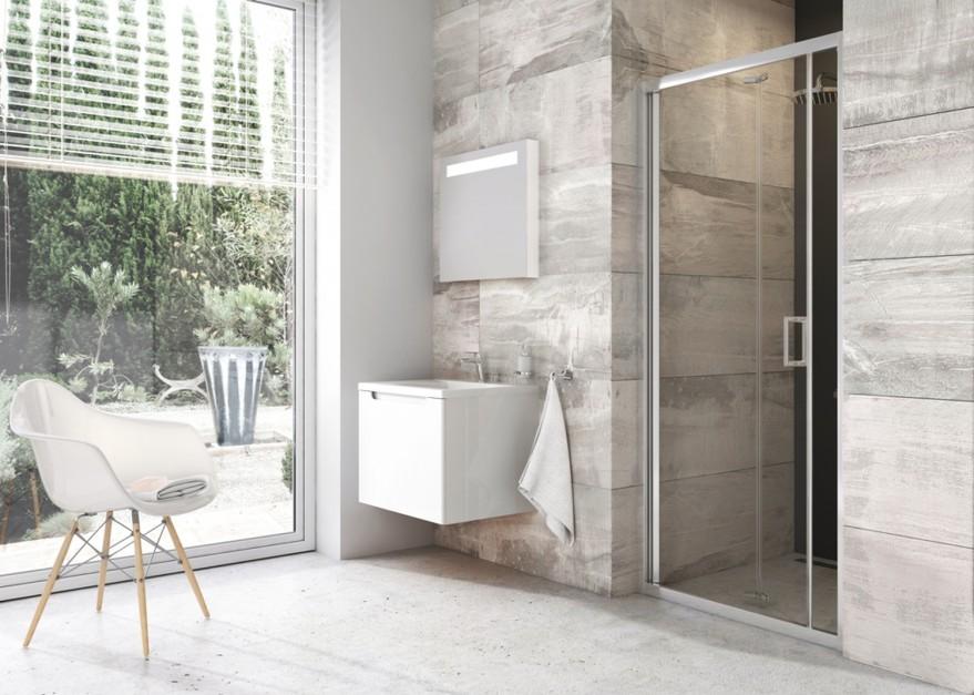 Aranżujemy Prysznic We Wnęce 10 Modeli Drzwi Wnękowych łazienkapl
