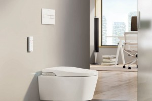 Hi-tech i higiena w łazience: nowa toaleta myjąca