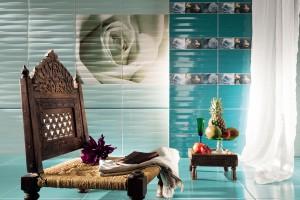 Płytki ceramiczne: modne kolekcje w kolorze
