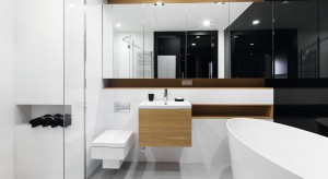 Podwieszane WC: tak wygląda w polskich domach