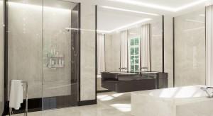 Kamień w łazience: szlachetny marmur prosto z Sardynii