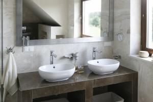 Blat w łazience: ciekawe pomysły