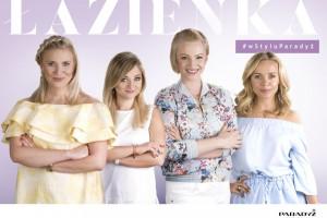 Nowa kampania Ceramiki Paradyż z udziałem Doroty Szelągowskiej i znanych blogerek