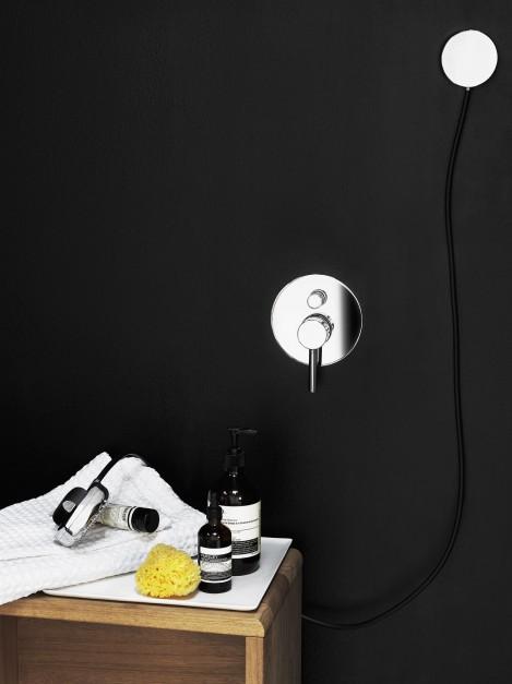 Armatura prysznicowa: niezwykła propozycja od włoskiej marki