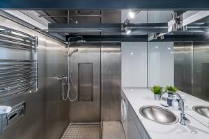 Łazienka w stylu loft: 10 zdjęć z polskich domów