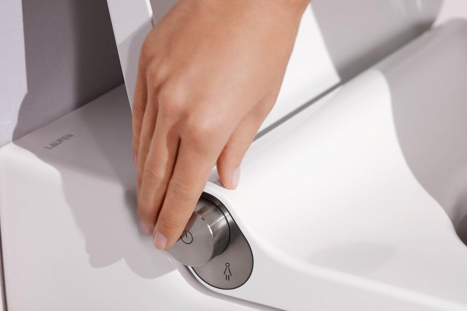 Cleanet Riva - toaleta myjąca o klasycznym wyglądzie