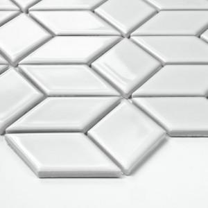 Łazienka w stylu art deco: zobacz piękne mozaiki