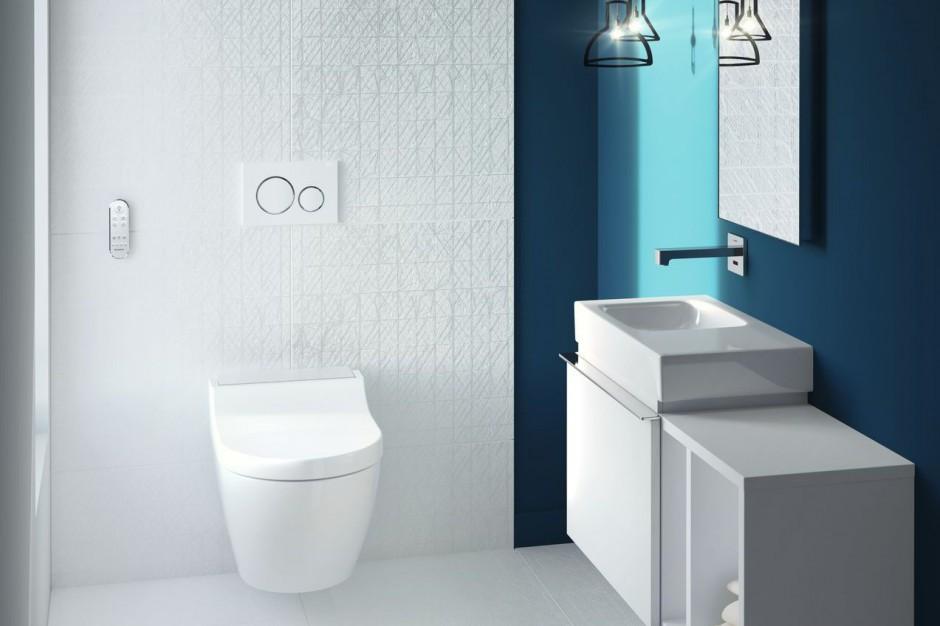 Toaleta myjąca: teraz sterowana za pomocą smartfona