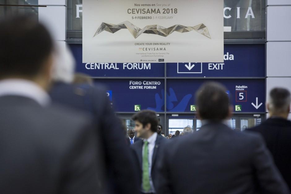 Cevisama wyprzedana w 75% zaledwie miesiąc po rozpoczęciu aktywnej sprzedaży