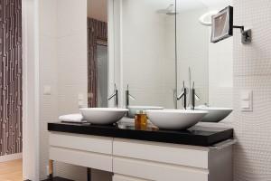 Nowoczesna łazienka: 20 zdjęć z domów Polaków