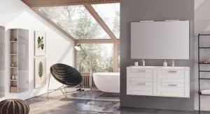 Biała łazienka: 10 kolekcji mebli w białym kolorze