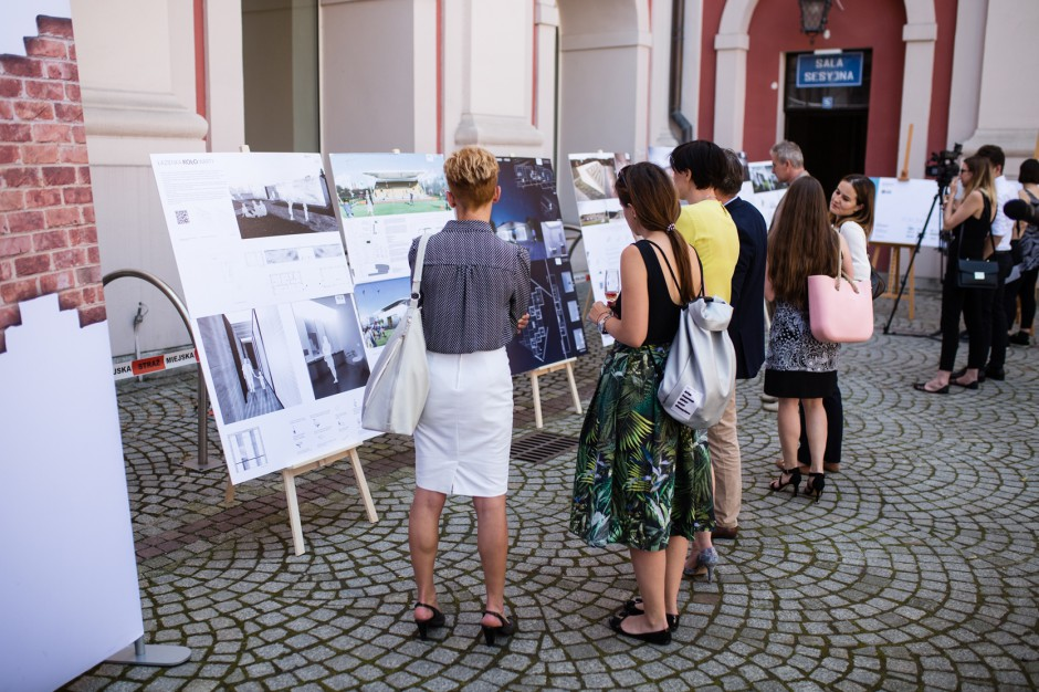 Poznanianie mogą obejrzeć wystawę prac nagrodzonych w konkursie Koło