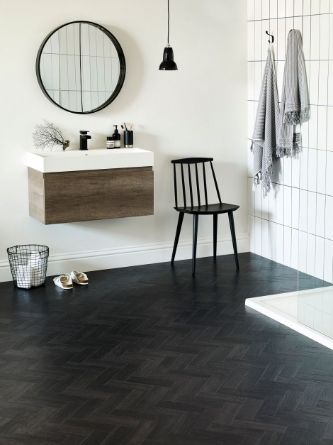 Aranżujemy Piękna Podłoga W łazience Wybierz Teksturowane