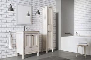 Łazienka w stylu skandynawskim: pakiet inspiracji
