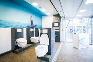 Geberit AquaClean Tour w ten weekend zawita do Warszawy