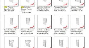 Zehnder uaktualnia bazę produktów dla projektantów
