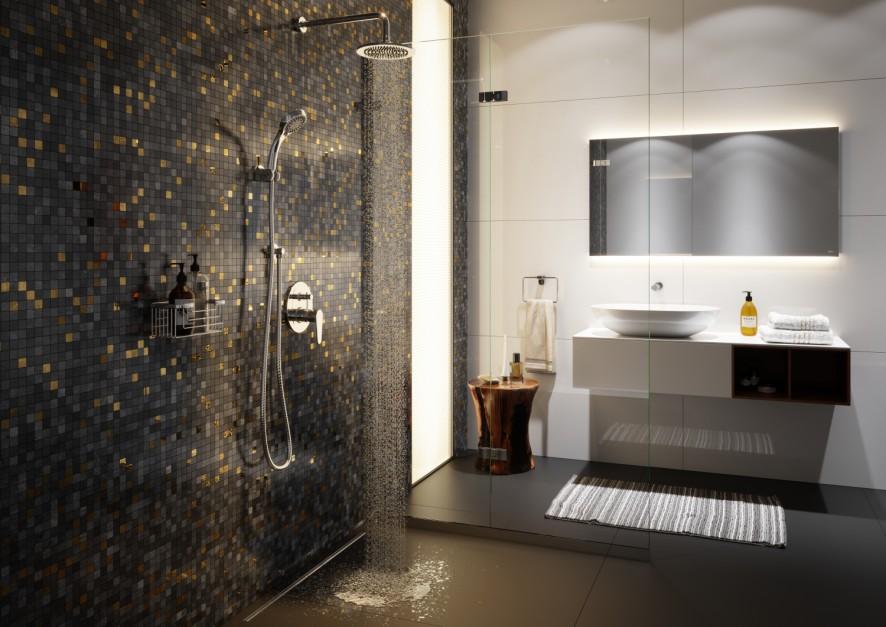 Aranżujemy Aranżacja łazienki Elegancka Propozycja