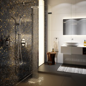 Aranżacja łazienki: elegancka propozycja